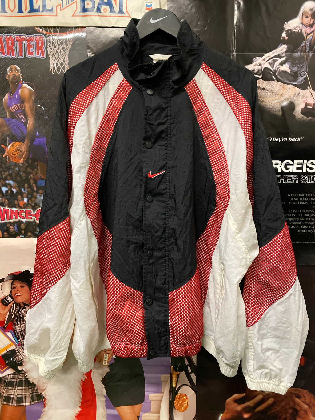 Nike Mesh Windbreaker XL - Decades of dope