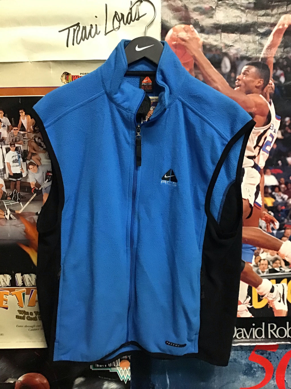Nike ACG Fleece Vest XL - Decades of dope