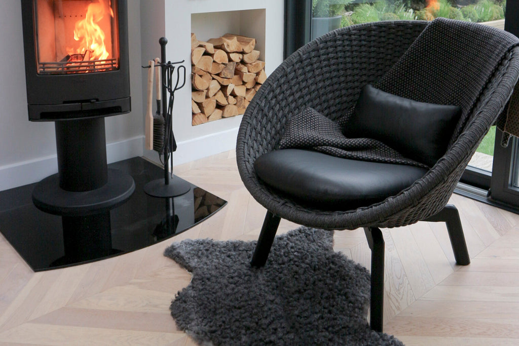 The home of Kirsty