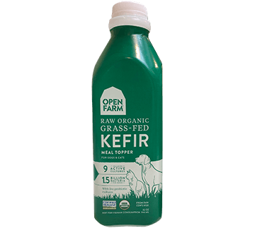 Raw Organic Grass-Fed Kefir