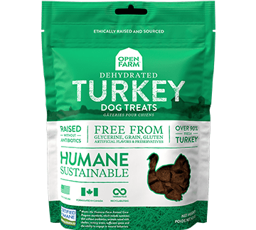 Dehydrated Turkey Treats