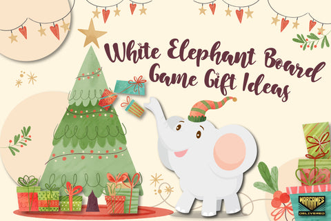 White Elephant Board Game Gift Ideas   Top 15 Board Game Christmas  Gift Ideas for Adults & Couples