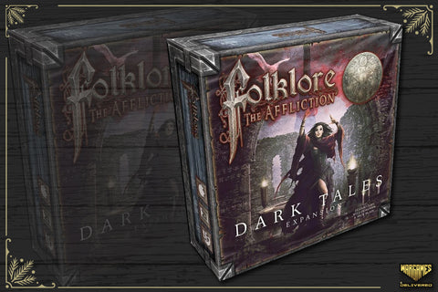 Folklore: The Affliction (Dark Tales Expansion)