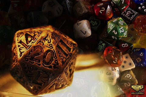 DICE AND DICE BAGS
