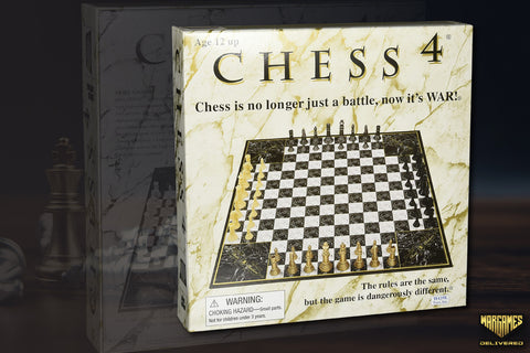 4 Player Multiplayer Variants- Chess