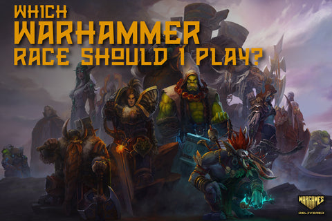 Warhammer and Everything You Need to Know