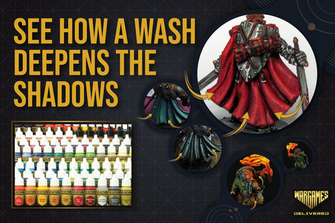 Guide to Painting Miniatures