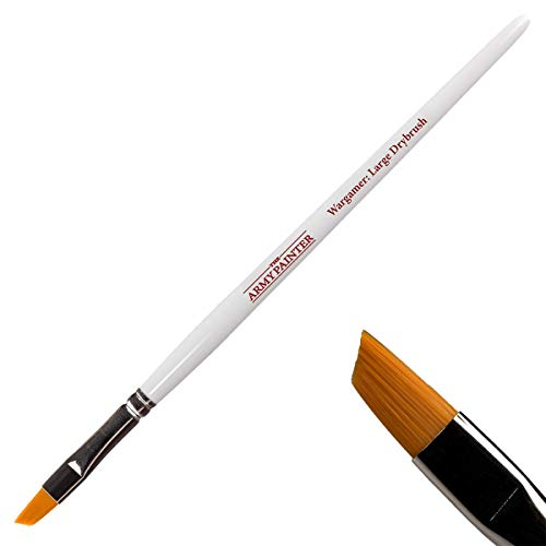 The Army Painter-Large Dry Model Paint Brush # Br7010