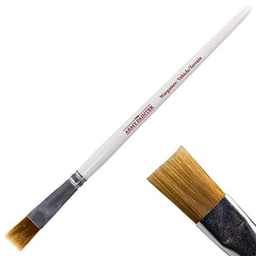 The Army Painter Flat Paint Brush