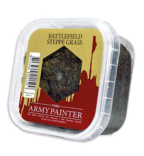The Army Painter Battlefield: Steppe Green