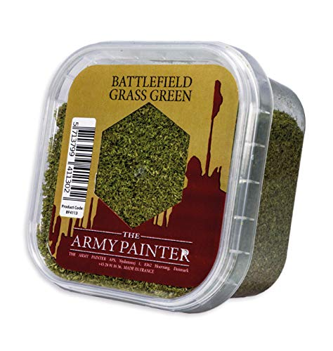 The Army Painter Battlefield: Grass Green