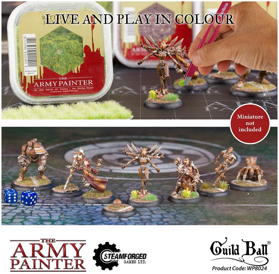 The Army Painter Guildball Miniature Paints