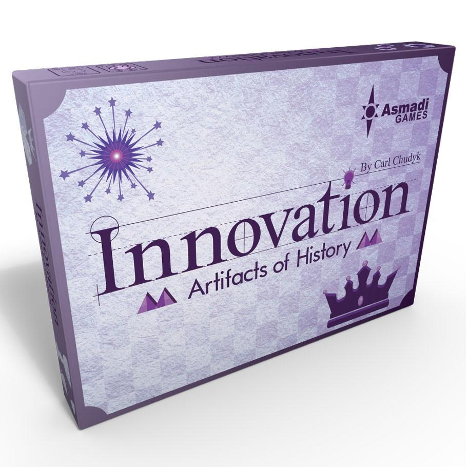 Innovation: Artifacts of History 3E