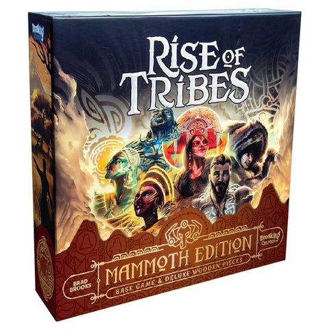 Rise of Tribes: Mammoth Edition