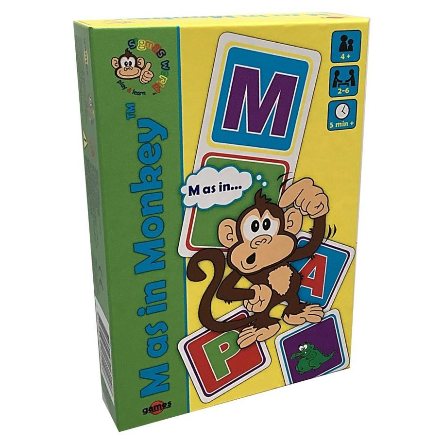 M as in Monkey