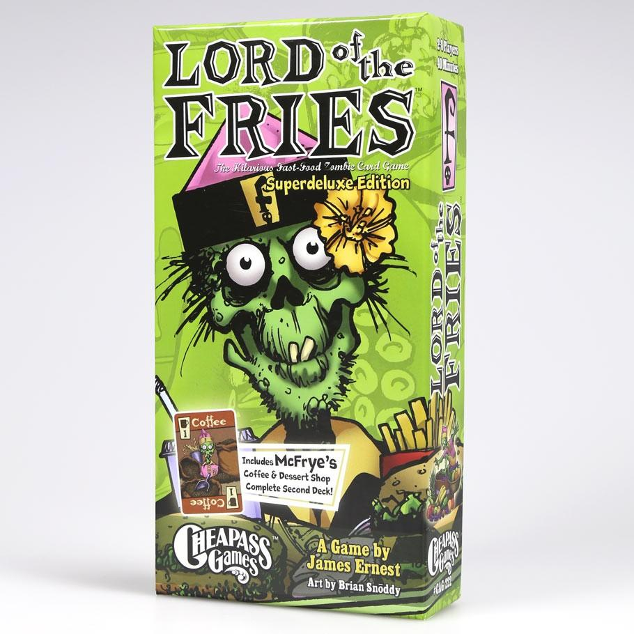 Lord of the Fries (4th Ed)