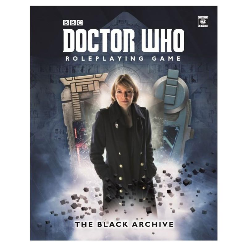 Dr. Who: RPG: Black Archive