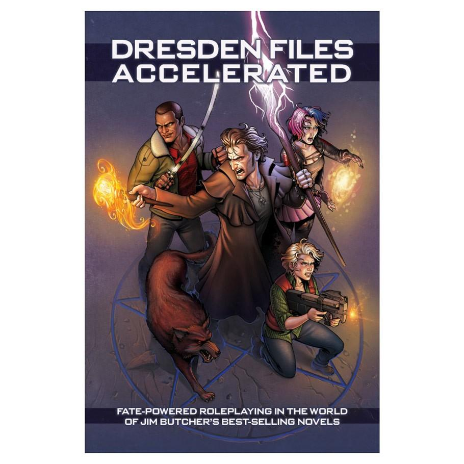 Fate Core: Dresden Files: Accelerated