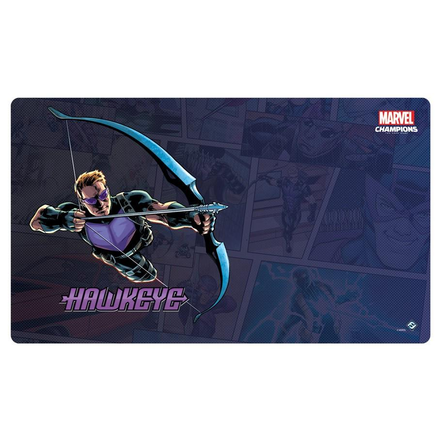 MC LCG: Hawkeye Game Mat