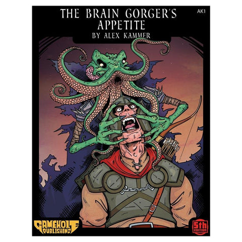 5E: Adv: The Brain Gorger's Appetite