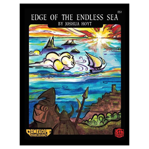 5E: Adv: Edge of the Endless Sea