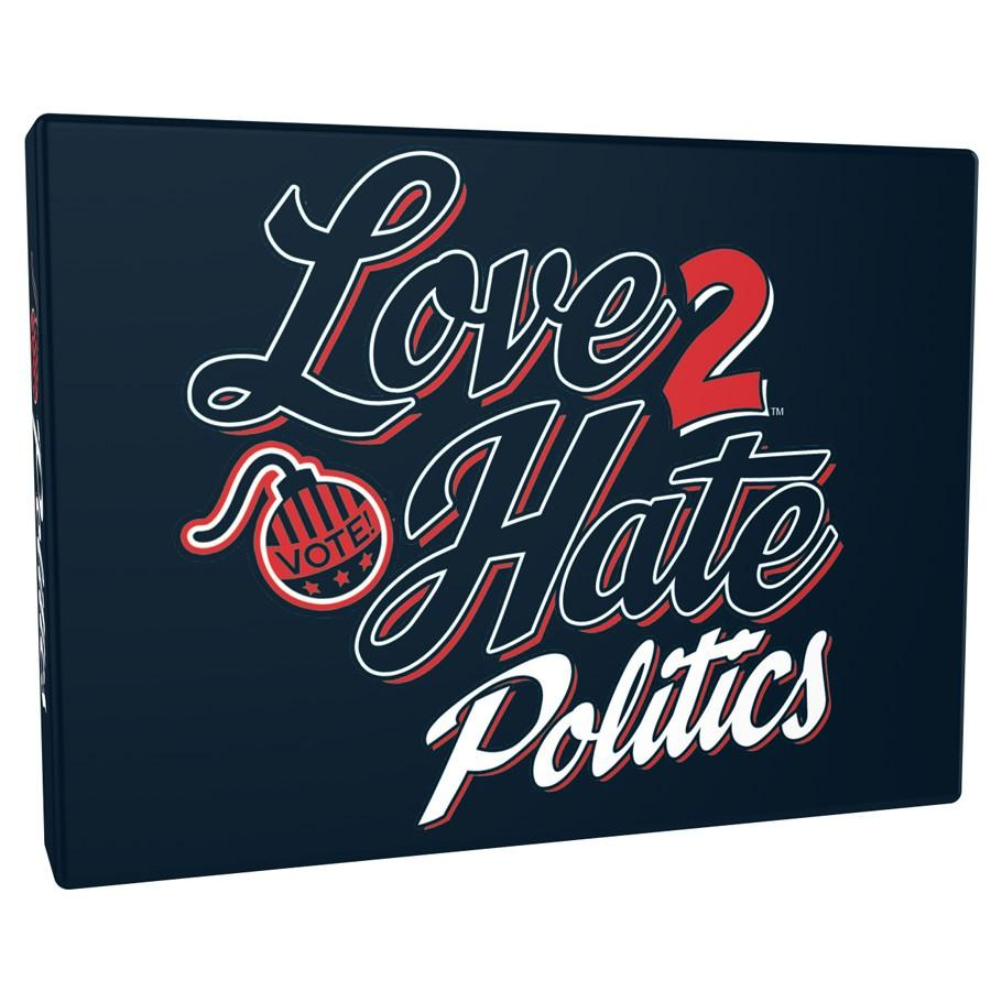 Love 2 Hate: Politics