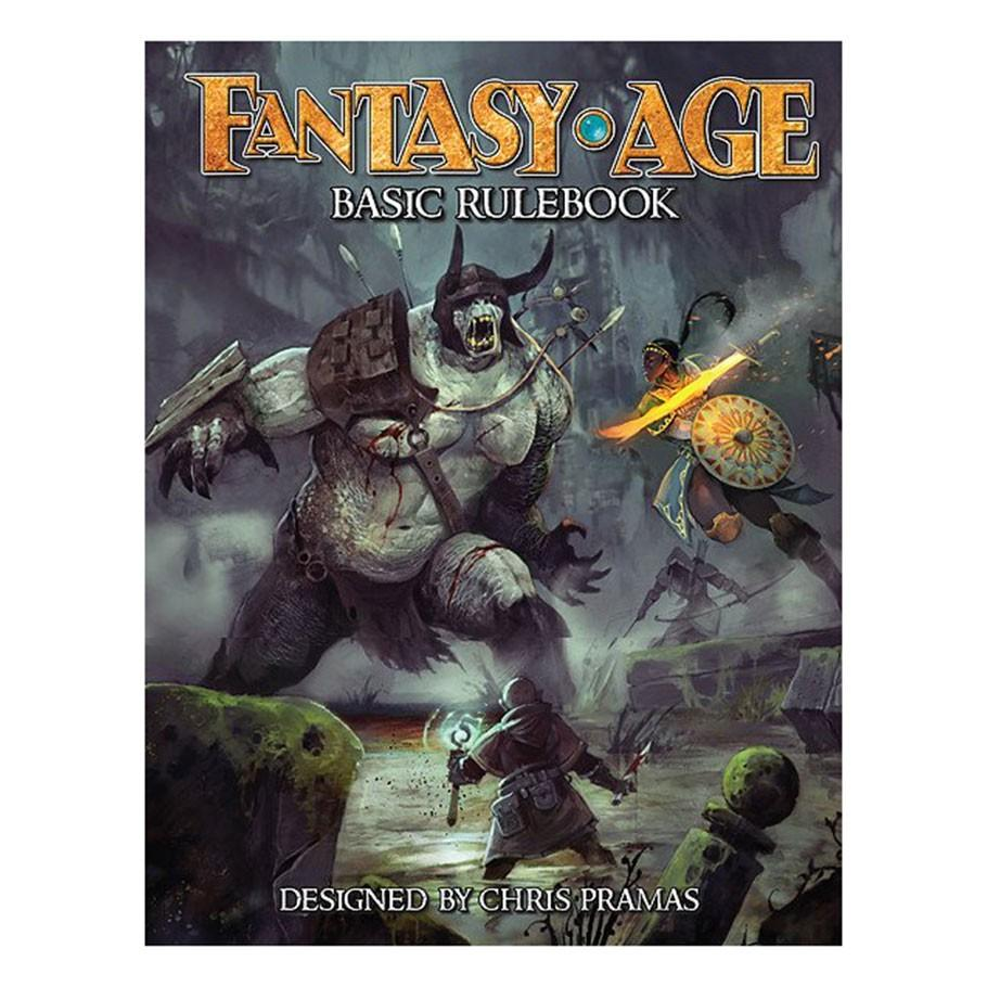 Fantasy AGE: Basic Rulebook (HC)
