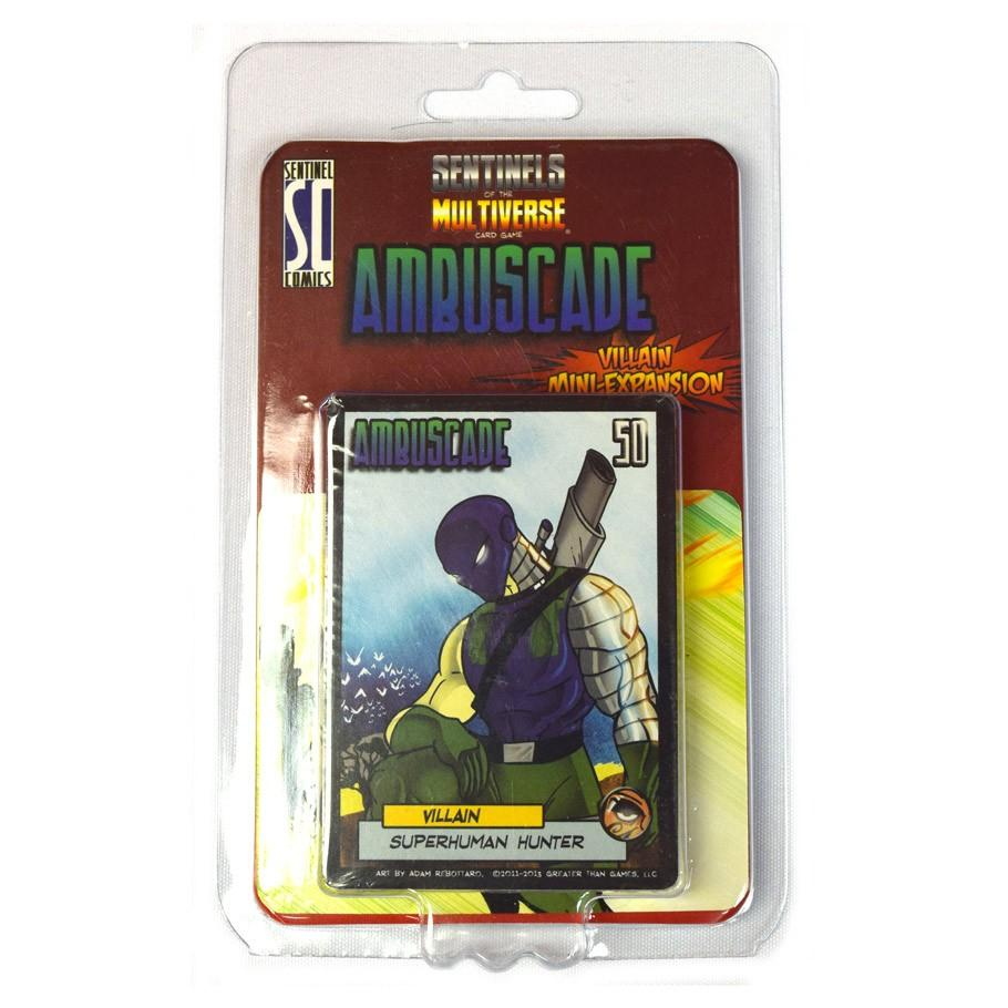SotM: Ambuscade Mini Exp.