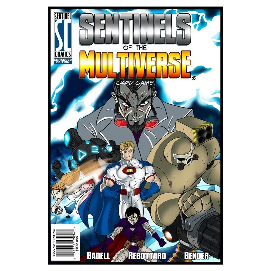 Sentinels of the Multiverse: Enhanced Ed