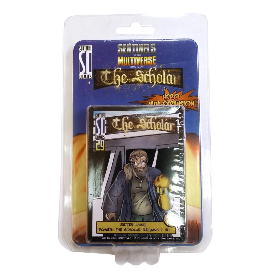 SotM: The Scholar Mini Exp.