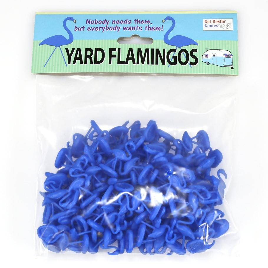 Trailer Park Wars: Blue Flamingos
