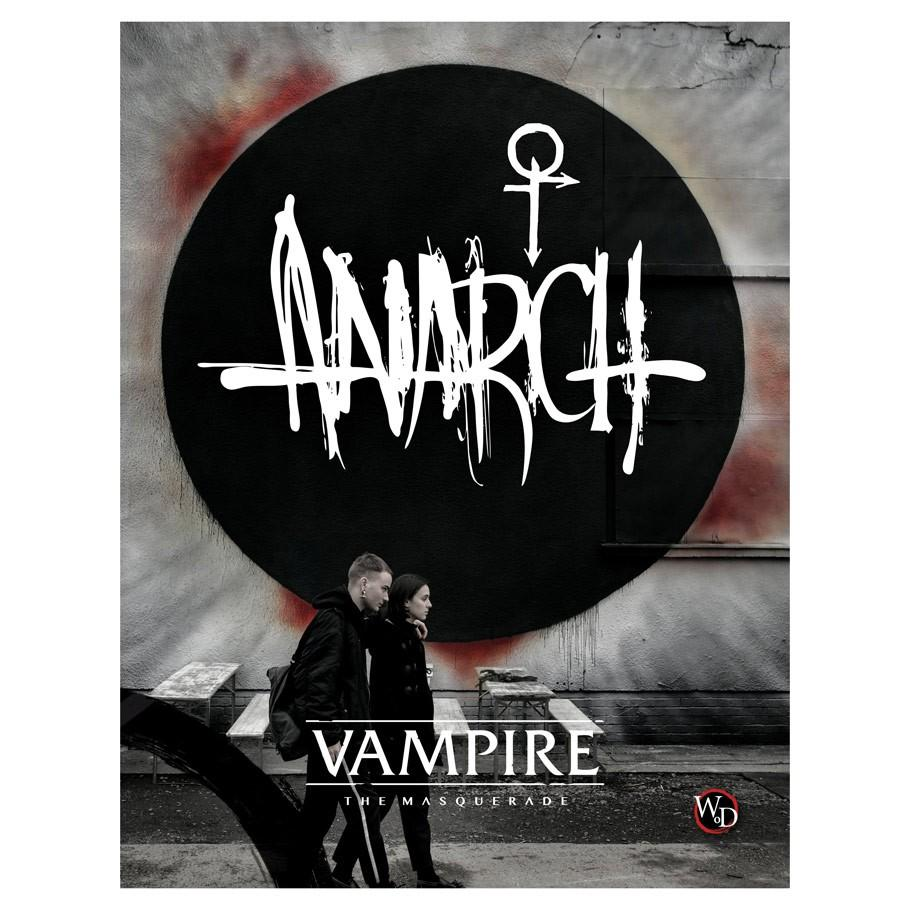 Vampire: The Masquerade 5th: Anarch