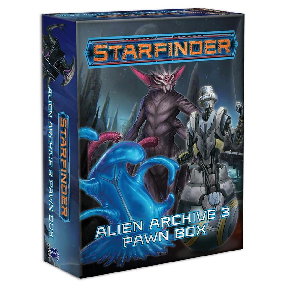 SFRPG: Alien Archive 3 Pawn Box