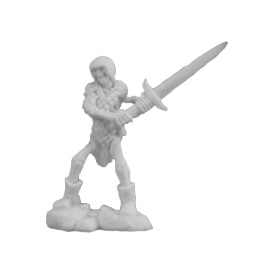 Bones: Skeleton Guardians w/2 Hand Sword