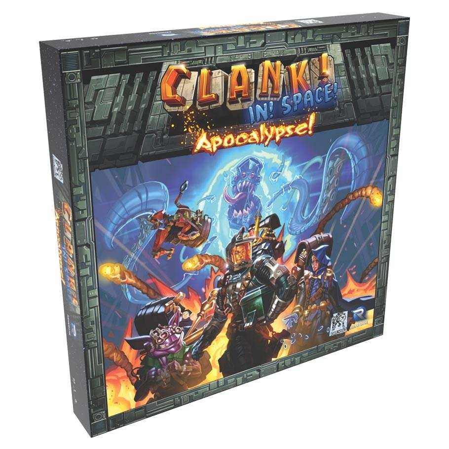 Clank!: In Space!: Apocalypse!