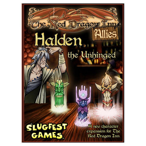Red Dragon Inn: Allies: Halden
