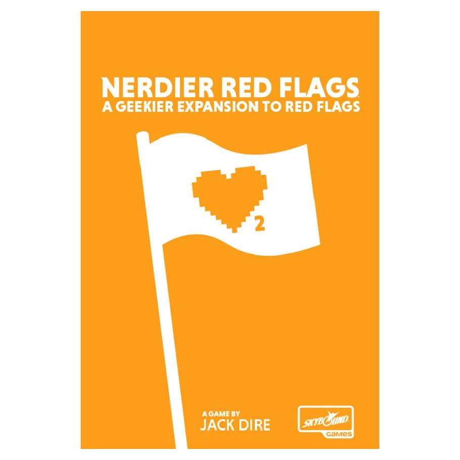 Red Flags: Nerdier Red Flags