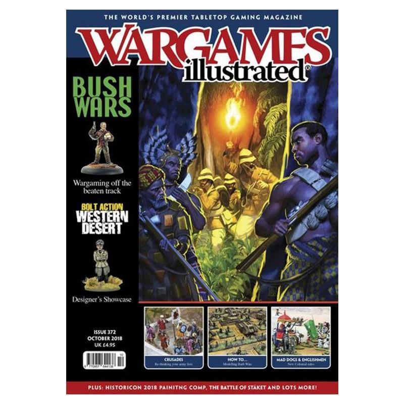 Wargames Illustrated #372