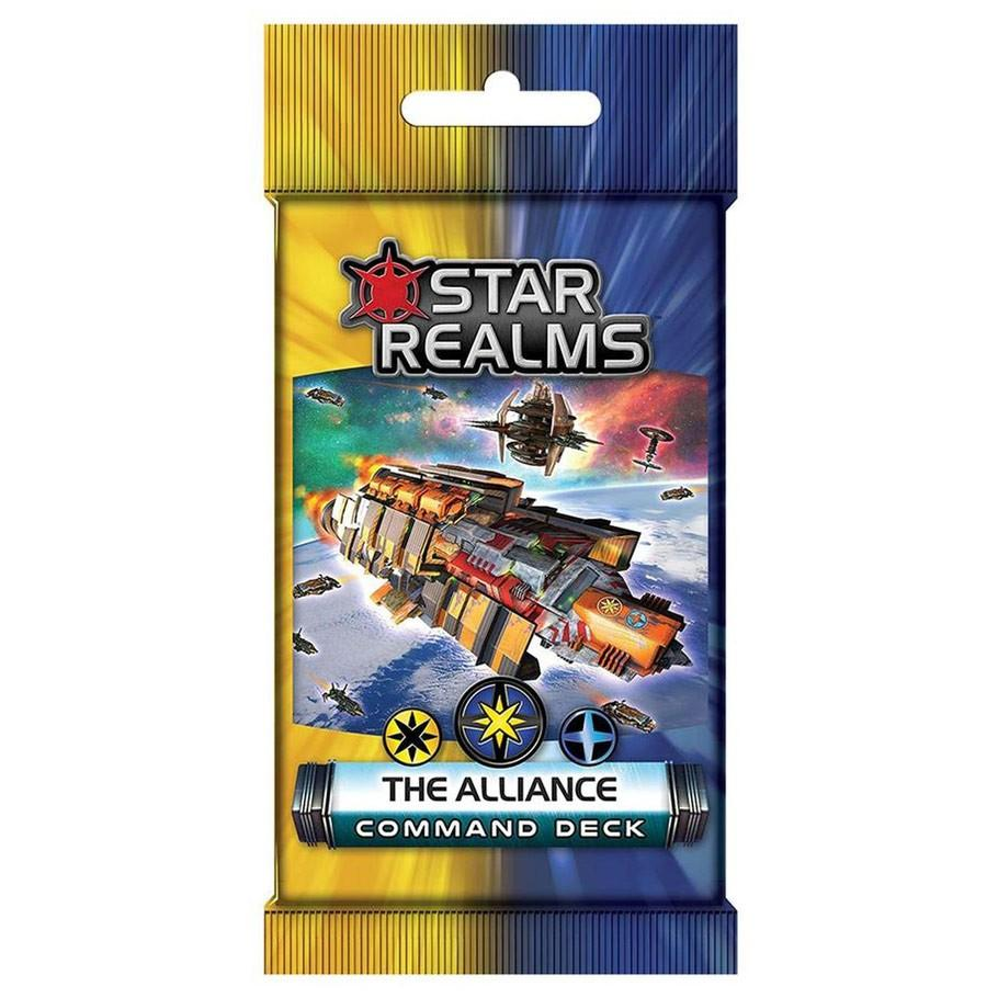 Star Realms: CD: Alliance Single