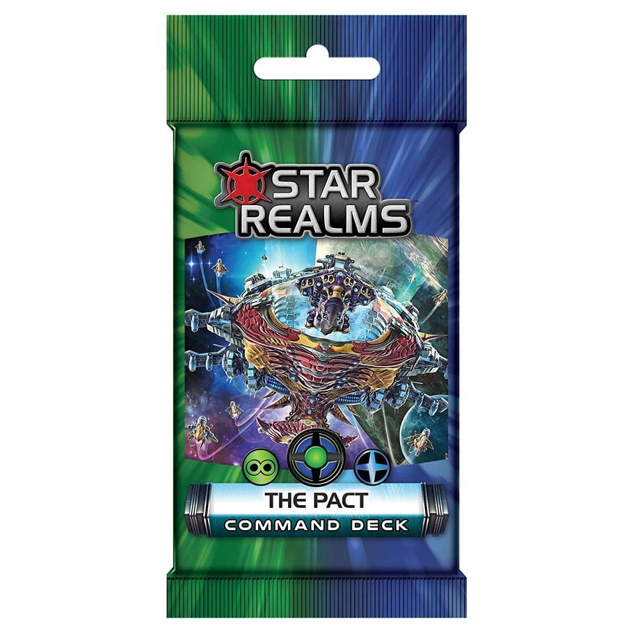 Star Realms: CD: Pact Single