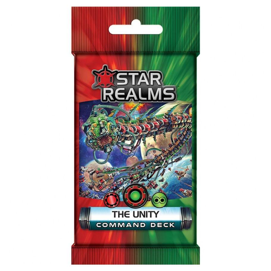 Star Realms: CD: Unity Single