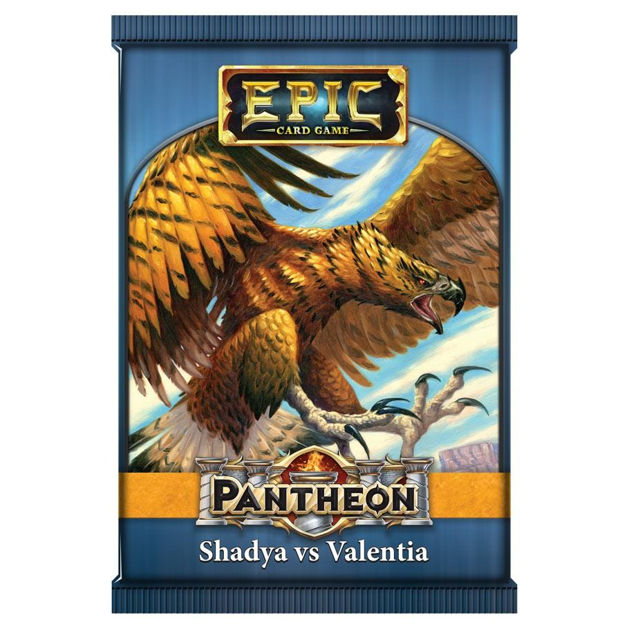 Epic: Pantheon: Shadya Valentia Single