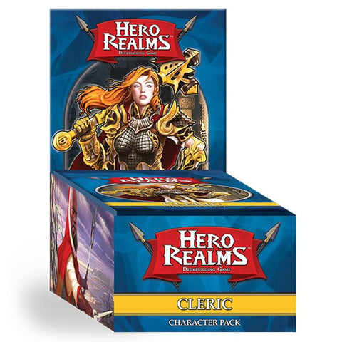 Hero Realms: Cleric Booster Single