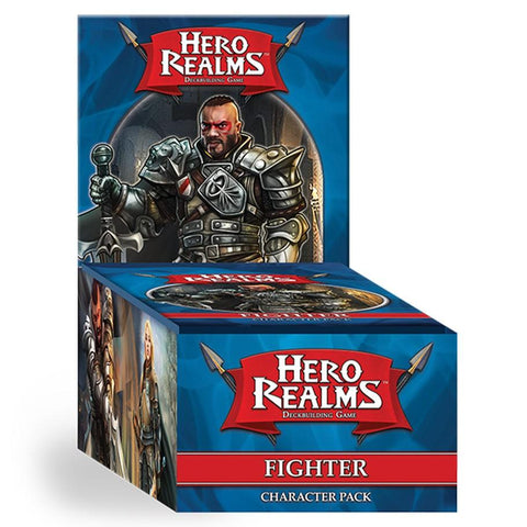 Hero Realms: Fighter Booster Single
