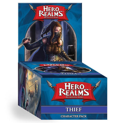 Hero Realms: Thief Booster Single