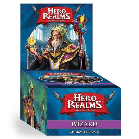 Hero Realms: Wizard Booster Single