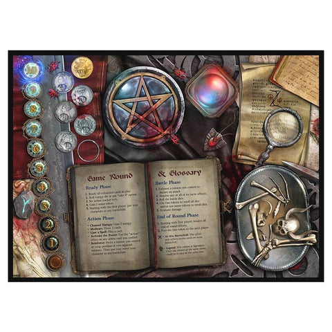 Sorcerer: Extra Player Board: Standard