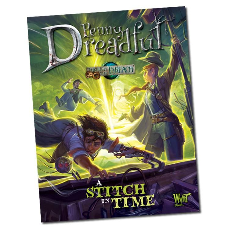 Through the Breach: PD: A Stitch in Time