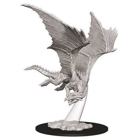 D&D: NMU: Young Bronze Dragon W9