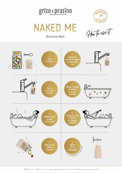 Naked me  (Herbal Bath)